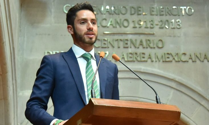 Propone José Alberto Couttolenc otorgar estímulos fiscales a quién instale azoteas verdes