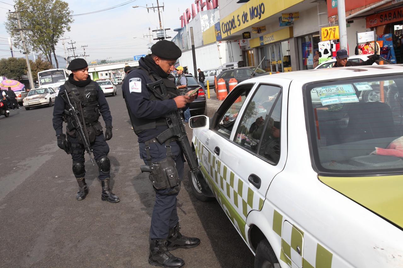 Implementa Toluca cuatro operativos de seguridad vial