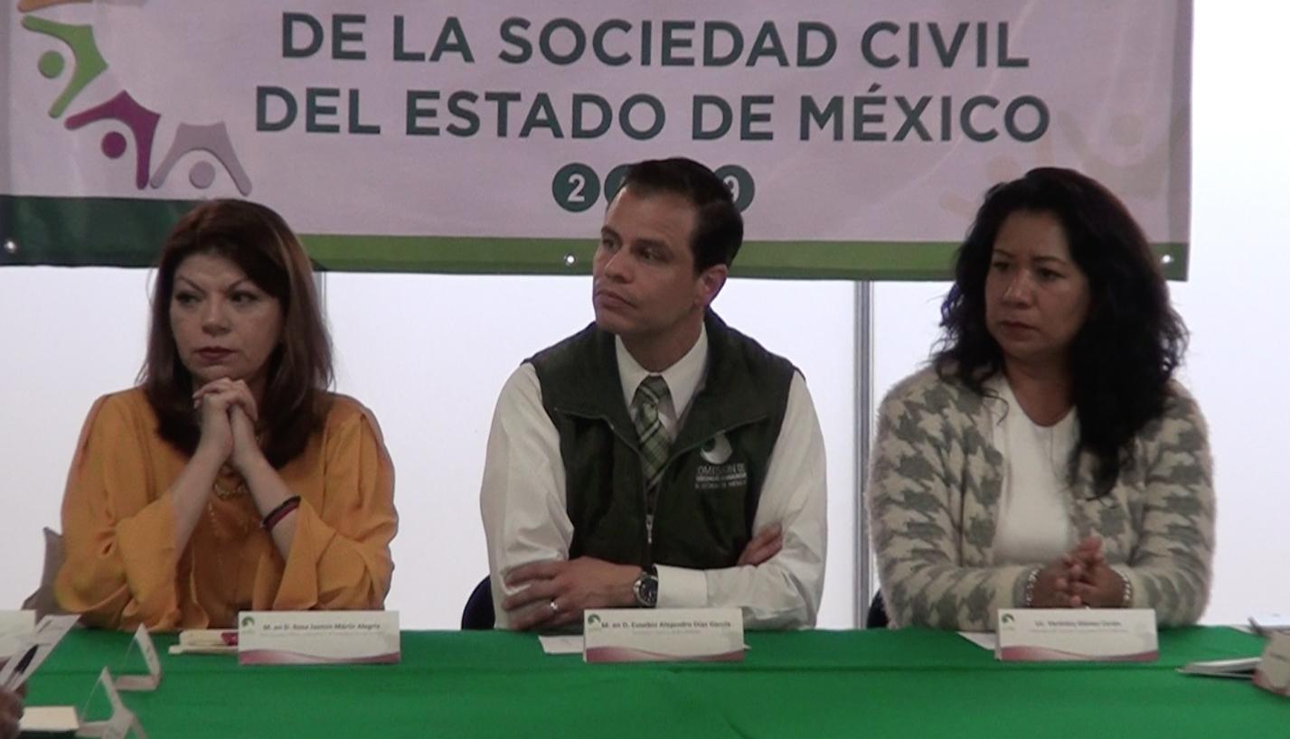 CODHEM crea alianzas con las organizaciones de la Sociedad Civil