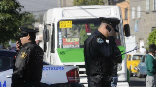 Pasajera se lanza desde 'micro' durante asalto en la Gustavo A. Madero. Noticias en tiempo real
