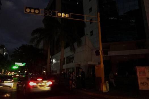 Un apagón afecta al sureste del País