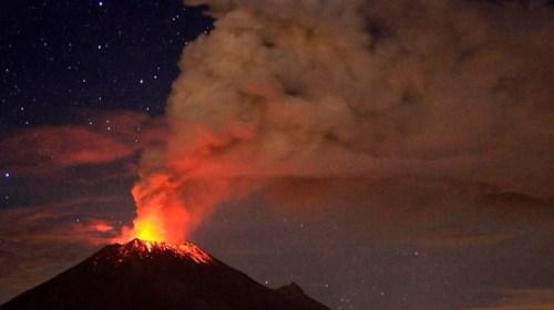 Estado de México preparado para cualquier contingencia por actividad del volcán Popocatépetl. Noticias en tiempo real