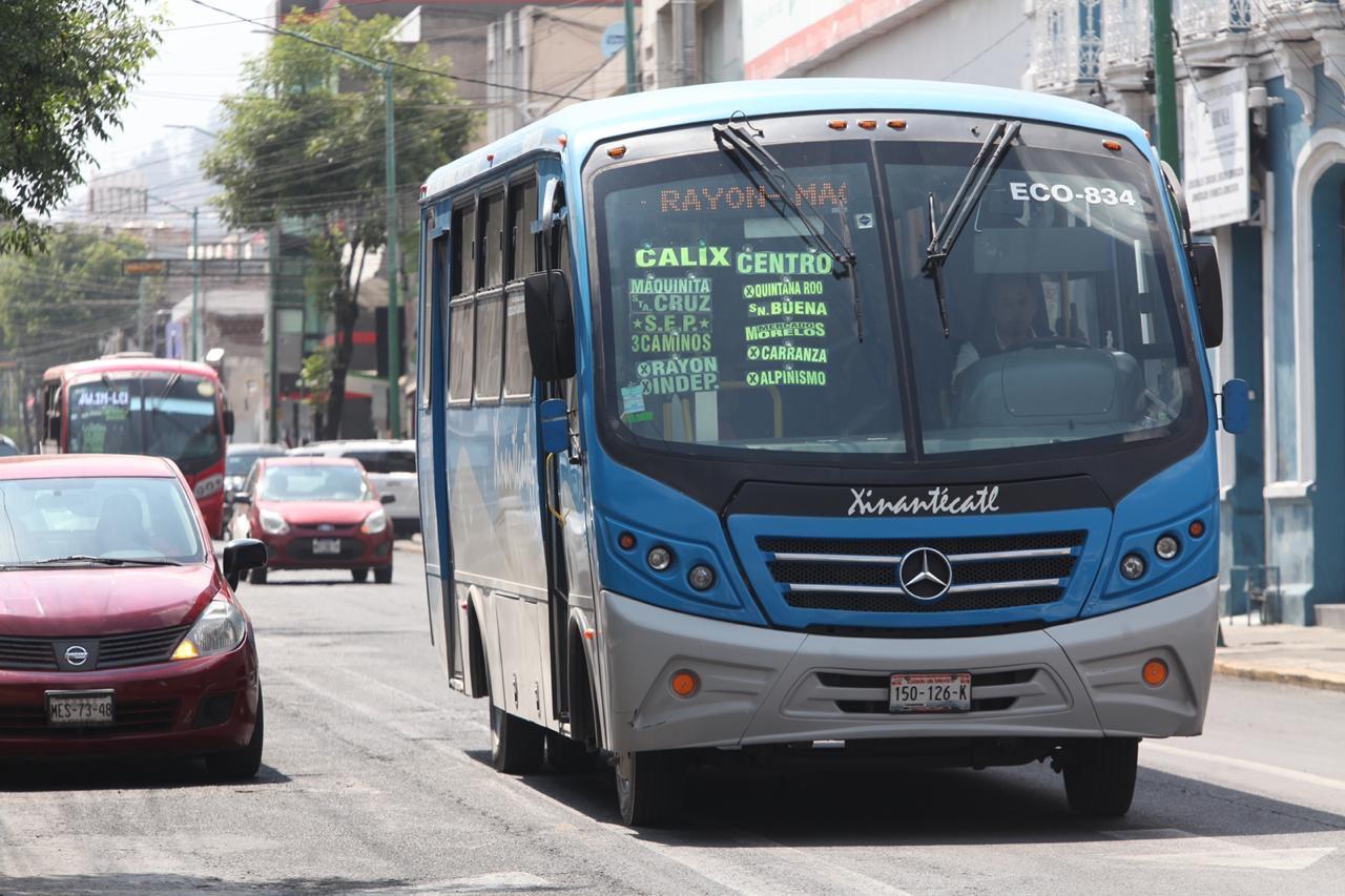 Sostiene delegado de la CANAPAT aumento a la tarifa en el transporte público