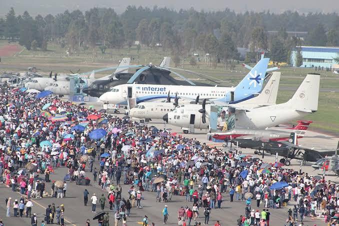 El próximo lunes iniciará construcción del aeropuerto de Santa Lucía