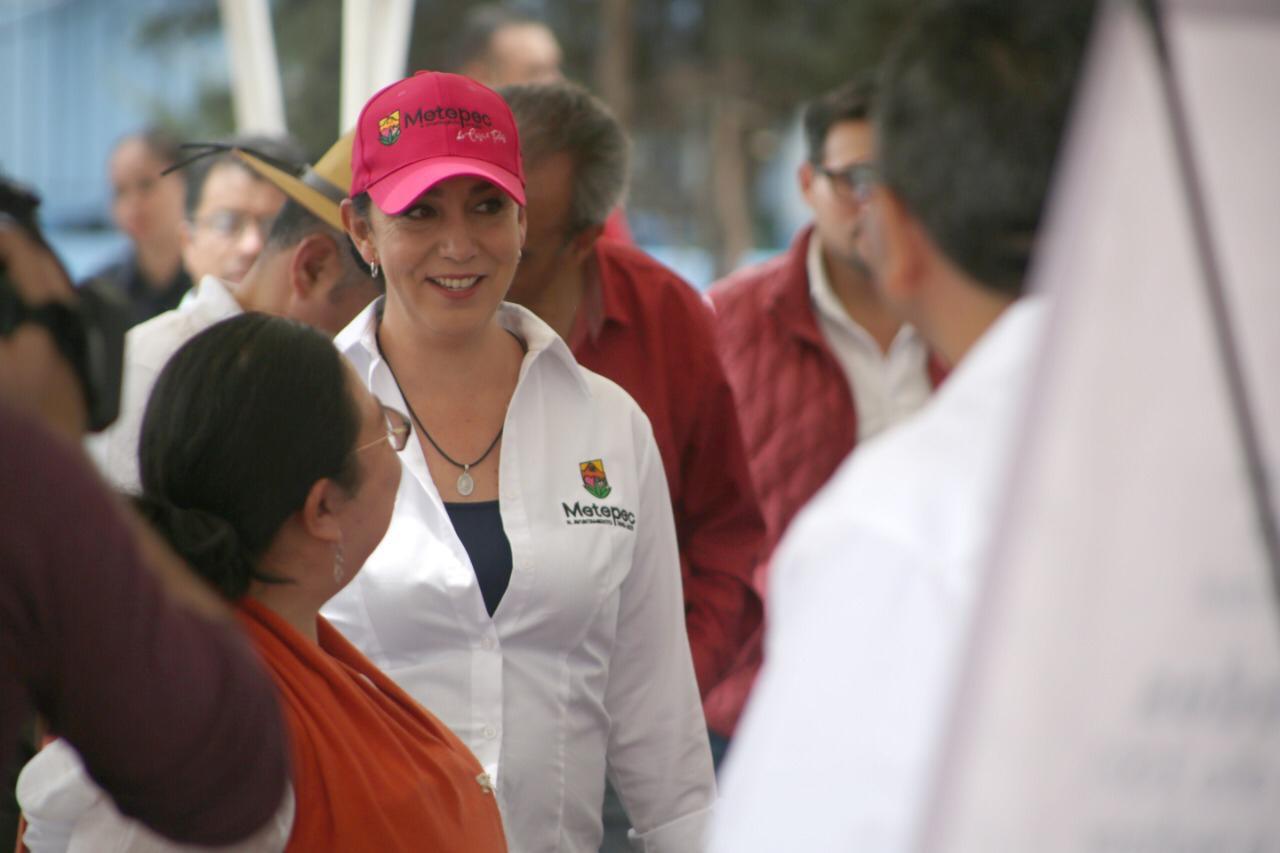Con atención y cercanía permanente, se abate el rezago social: Gaby Gamboa