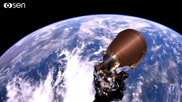 Satélite transmite imágenes de la tierra con la máxima calidad jamás vista