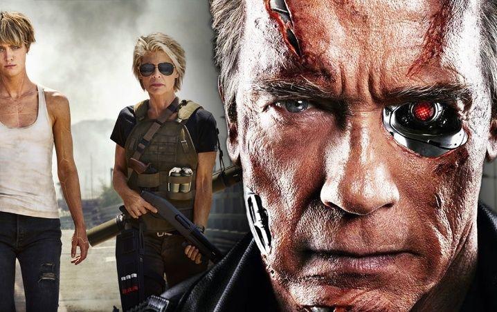 """Arnold Schwarzenegger revela trailer de """"Terminator: Dark fate"""""""