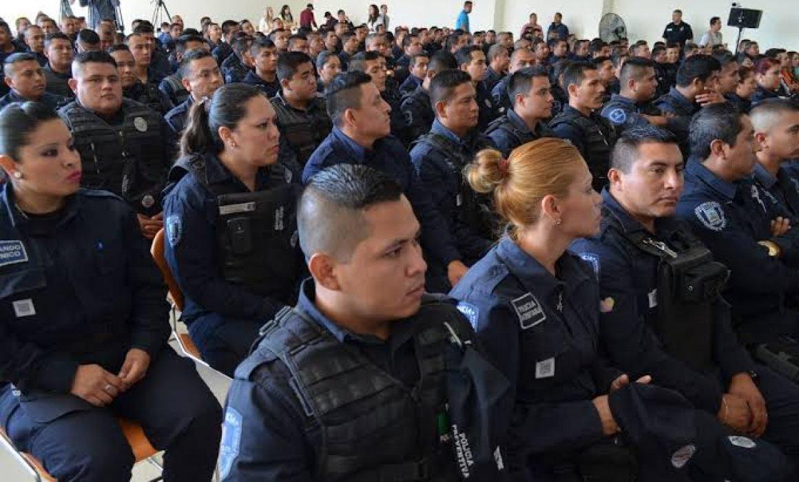 Complicado, concretar al 100% homologación de salarios para policías: Hacienda