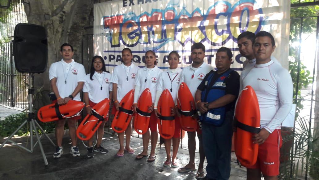"""Morelos se incorpora a """"La clase de natación más grande del mundo"""""""