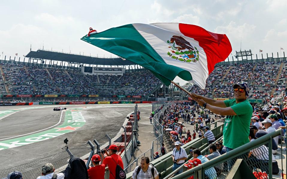 Gobierno anunciará que la F1 sigue en México
