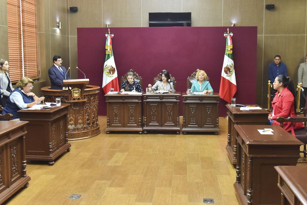 Realizará La 60 Legislatura mexiquense su cuarto periodo extraordinario de sesiones