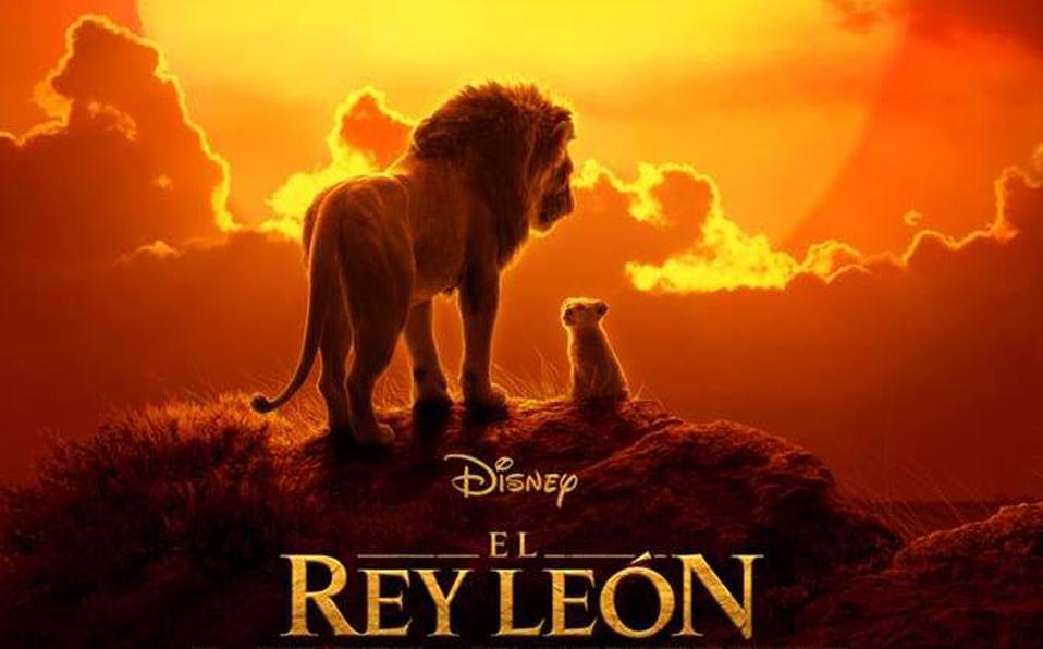 Disney revela quienes darán voz a personajes del Rey León en español