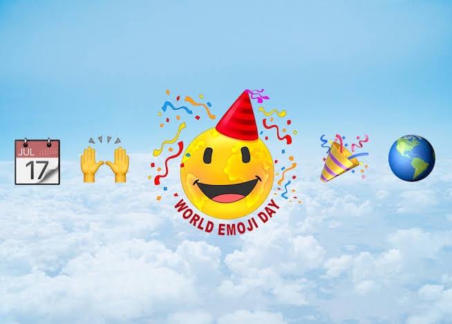"""17 de julio """"Día Mundial del Emoji"""""""
