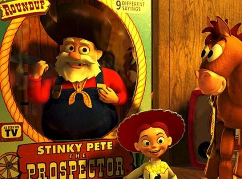 Quitan de blu-ray escena de Toy Story 2 donde Barbie es acosada