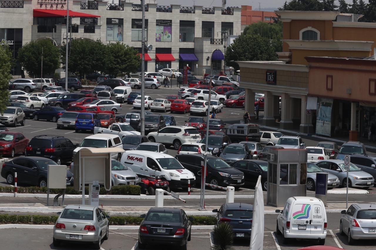 Los 30 minutos de tolerancia en plazas de Metepec podrían ser revocados