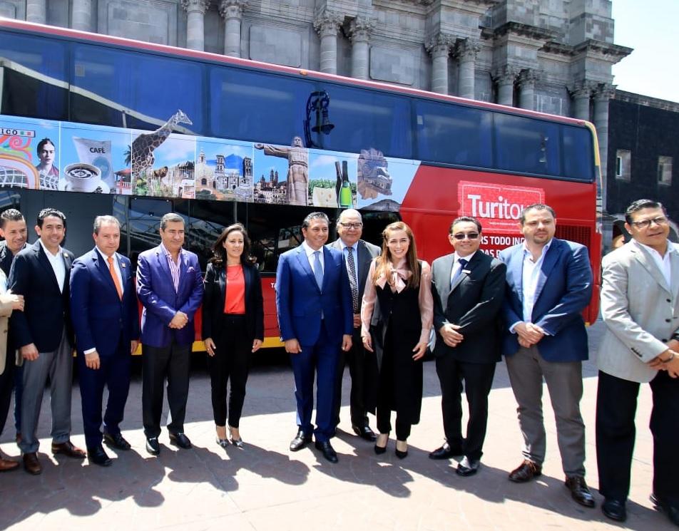 Toluca, referente en el sector turístico; Juan Rodolfo