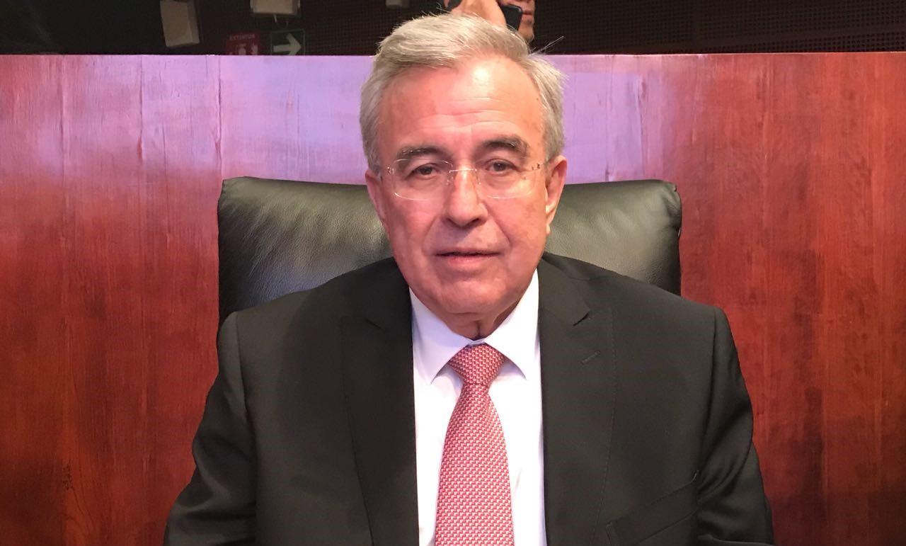 Propone el Senador Ruben Rocha Moya Violar Autonomìa Constitucional del TEPJF