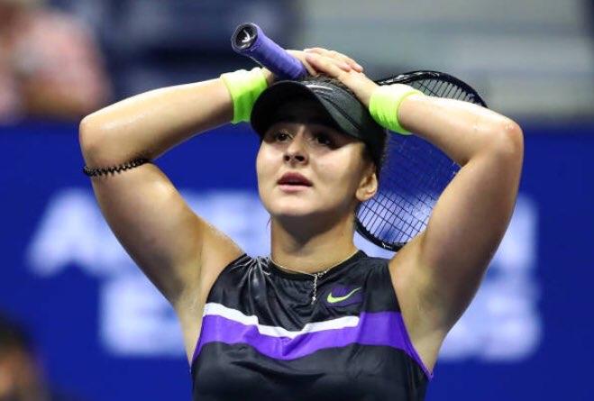 Bianca Andreescu es la campeona del US Open