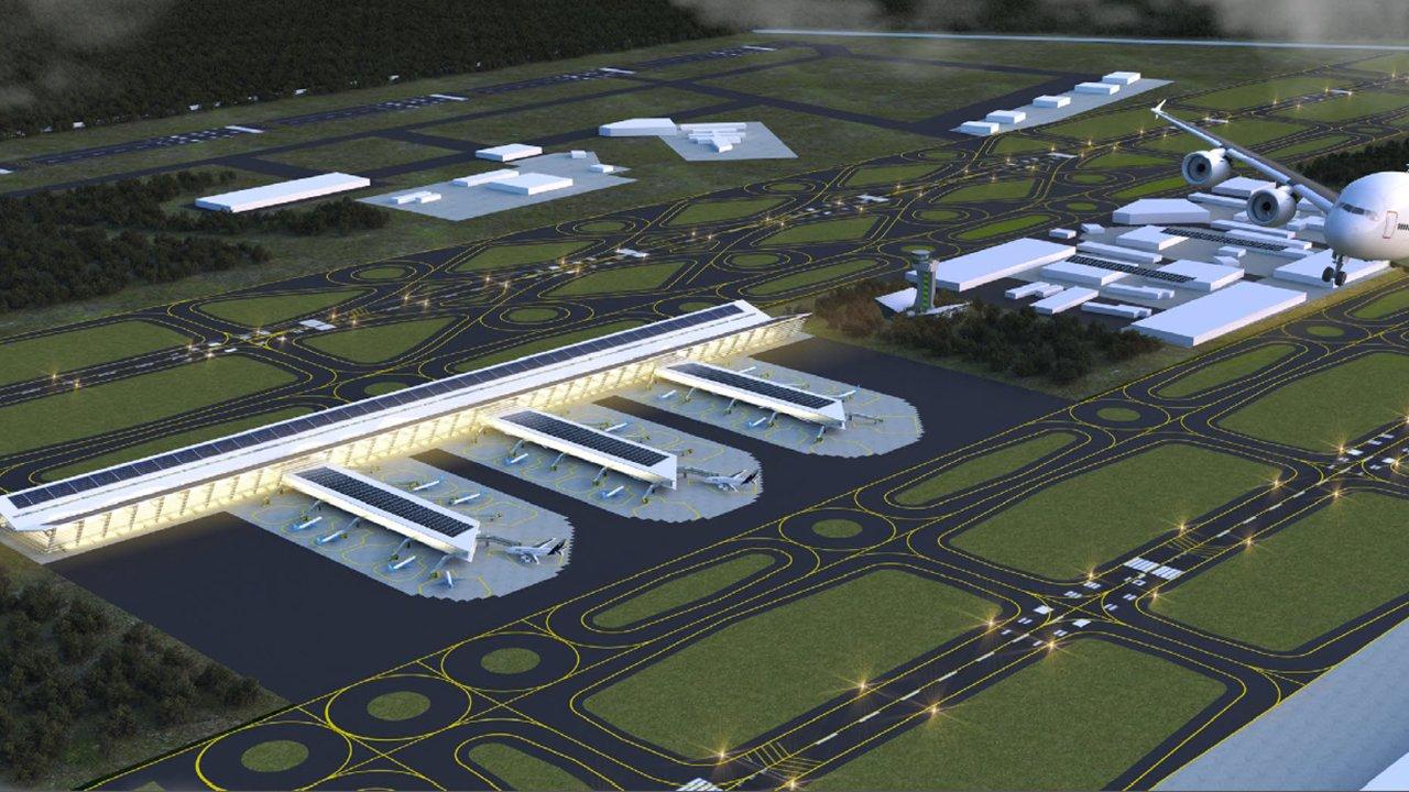 """Aeropuerto en Santa Lucía """"un grave error"""": Enrique Vargas del Villar"""