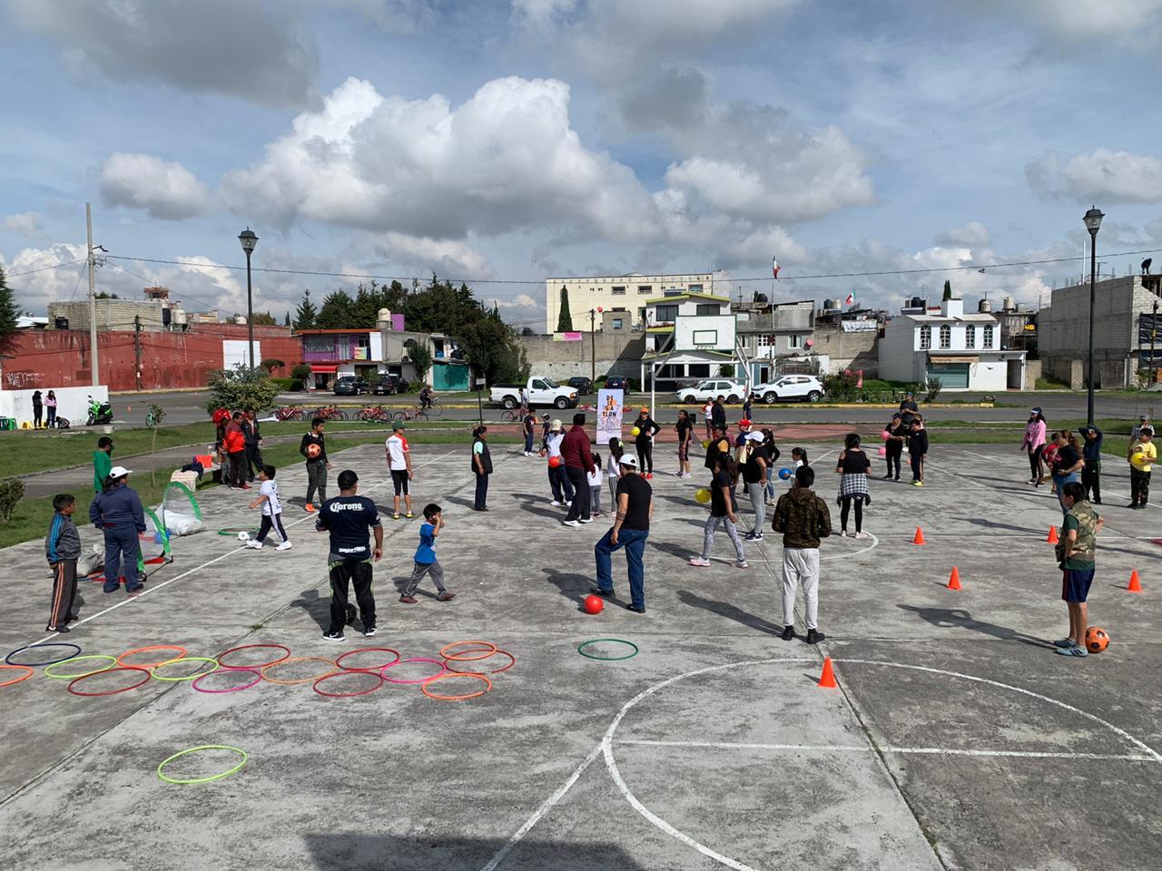 Delegatlones en Toluca son un éxito