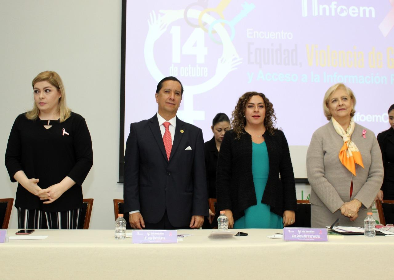 Apostar por la educación para que la mujer se emancipe y empodere: Jorge Olvera García