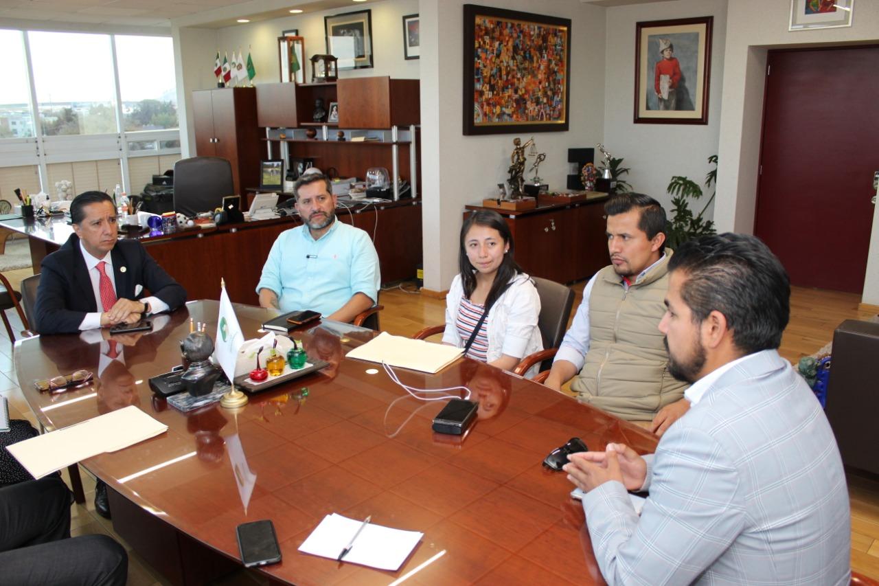 CODHEM llama al diálogo y al acuerdo por el bien común en Metepec