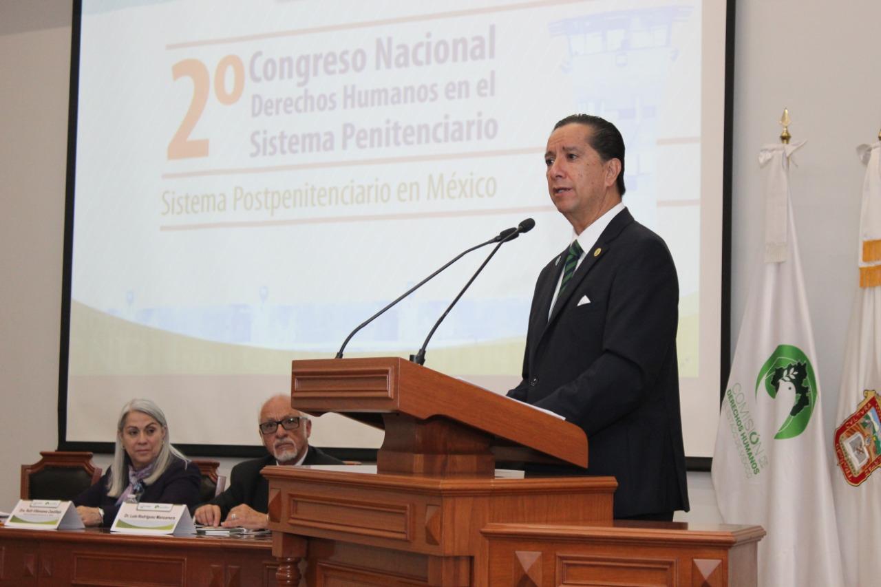 La reinserción social de las personas privadas de libertad es posible: Jorge Olvera