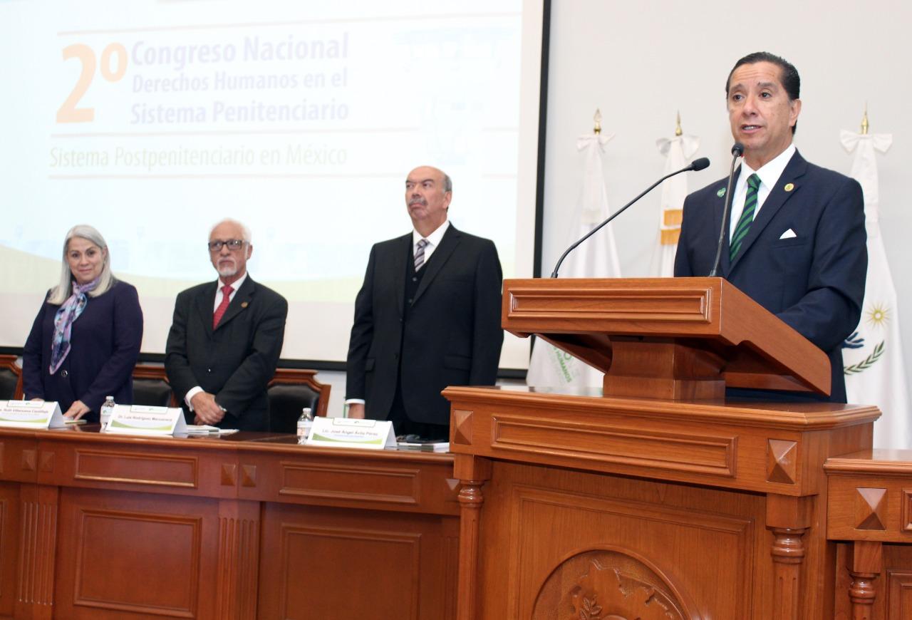 CODHEM presenta el Tercer Informe sobre Sistema Penitenciario