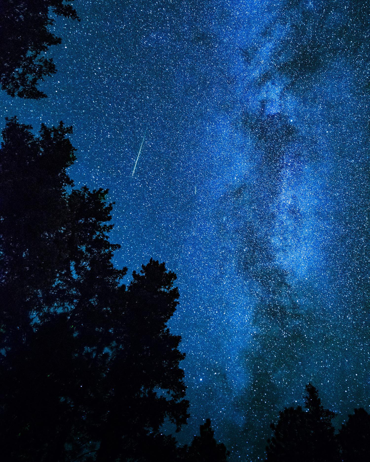 """A partir del próximo 6 de diciembre será posible observar, desde territorio nacional, la llamada lluvia de estrellas """"gemínidas"""", considerada una de las más intensas y espectaculares que se registra en esta época del año."""