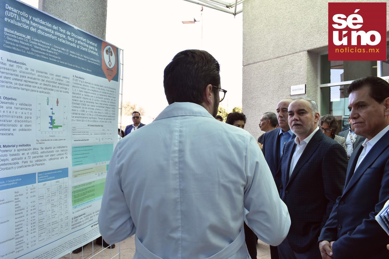 """Celebra Centro Médico """"Adolfo López Mateos"""" 13 años al servicio de los mexiquenses"""