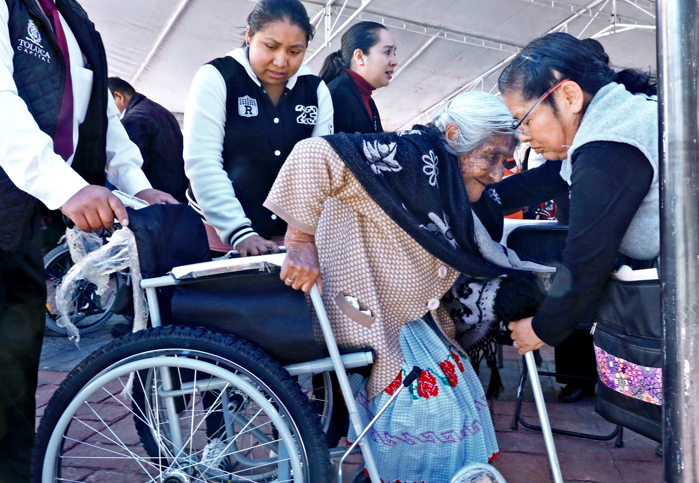 """""""En Toluca buscamos mejorar la calidad de vida de quienes tienen alguna limitación física"""": Juan Rodolfo"""