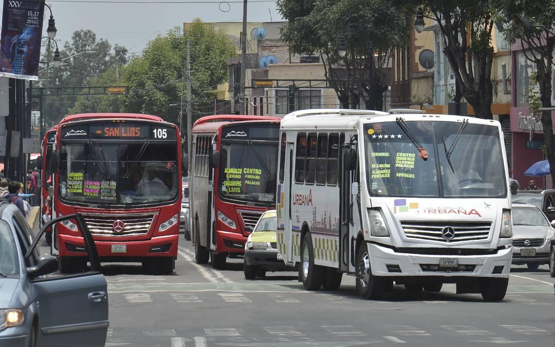Aprueban exhorto al Gobierno Estatal para no incrementar costo del transporte público