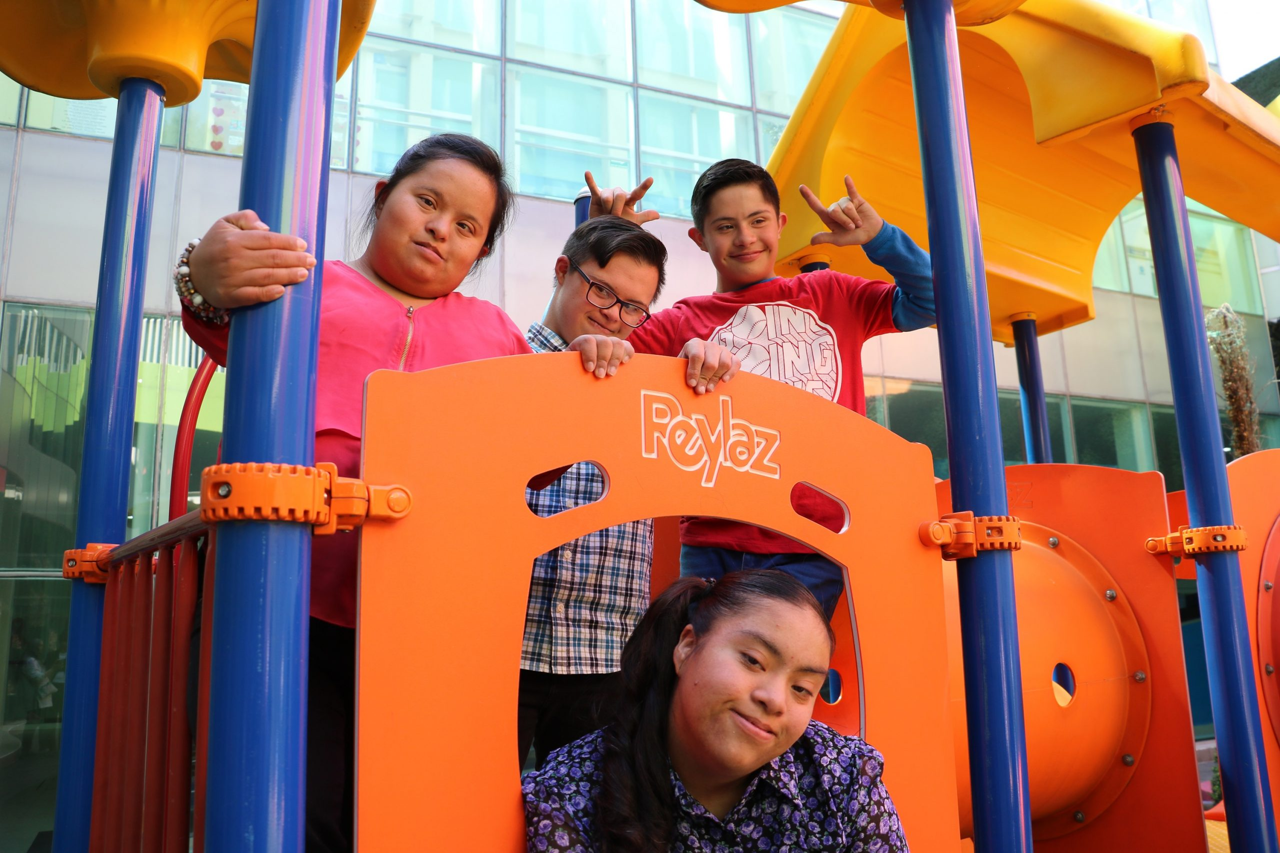 Fortalece Salud relación interinstitucional para atender a niños con Síndrome de Down