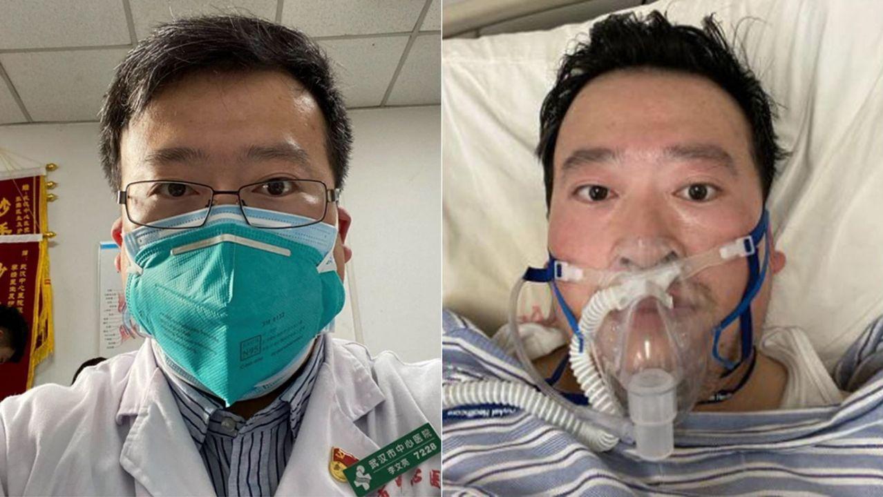 Desmientes muerte de médico que alerto sobre el coronavirus