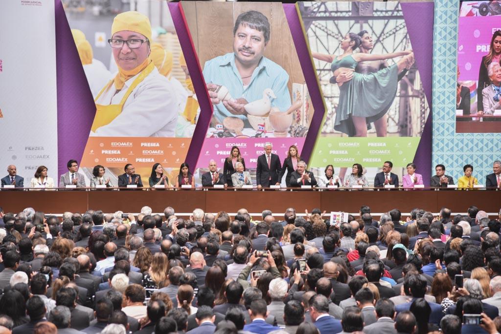 Reconocen la voluntad de diálogo del Poder Legislativo