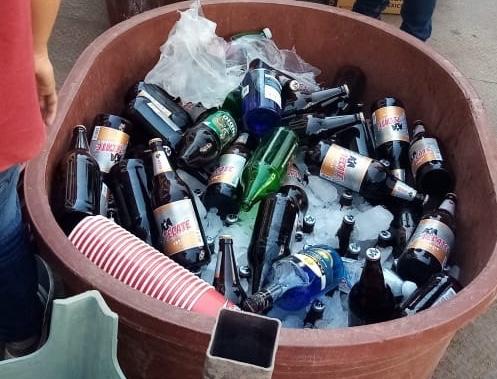 Inician operativos en tianguis de Ecatepec para evitar la venta de alcohol