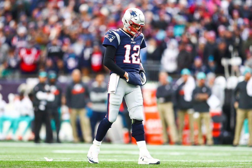 Tom Brady se despide de los Patriotas