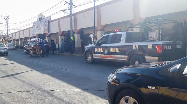 Zinacantepec implementa operativos de seguridad para evitar saqueos durante Contingencia