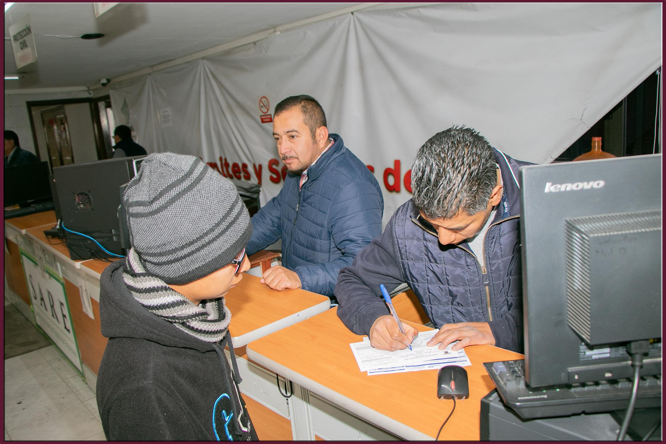 Aprobaron prórroga para contribuyentes de Zinacantepec