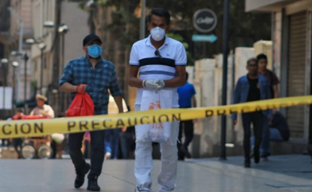 Reporta EDOMEX 1, 456 muertes por COVID-19