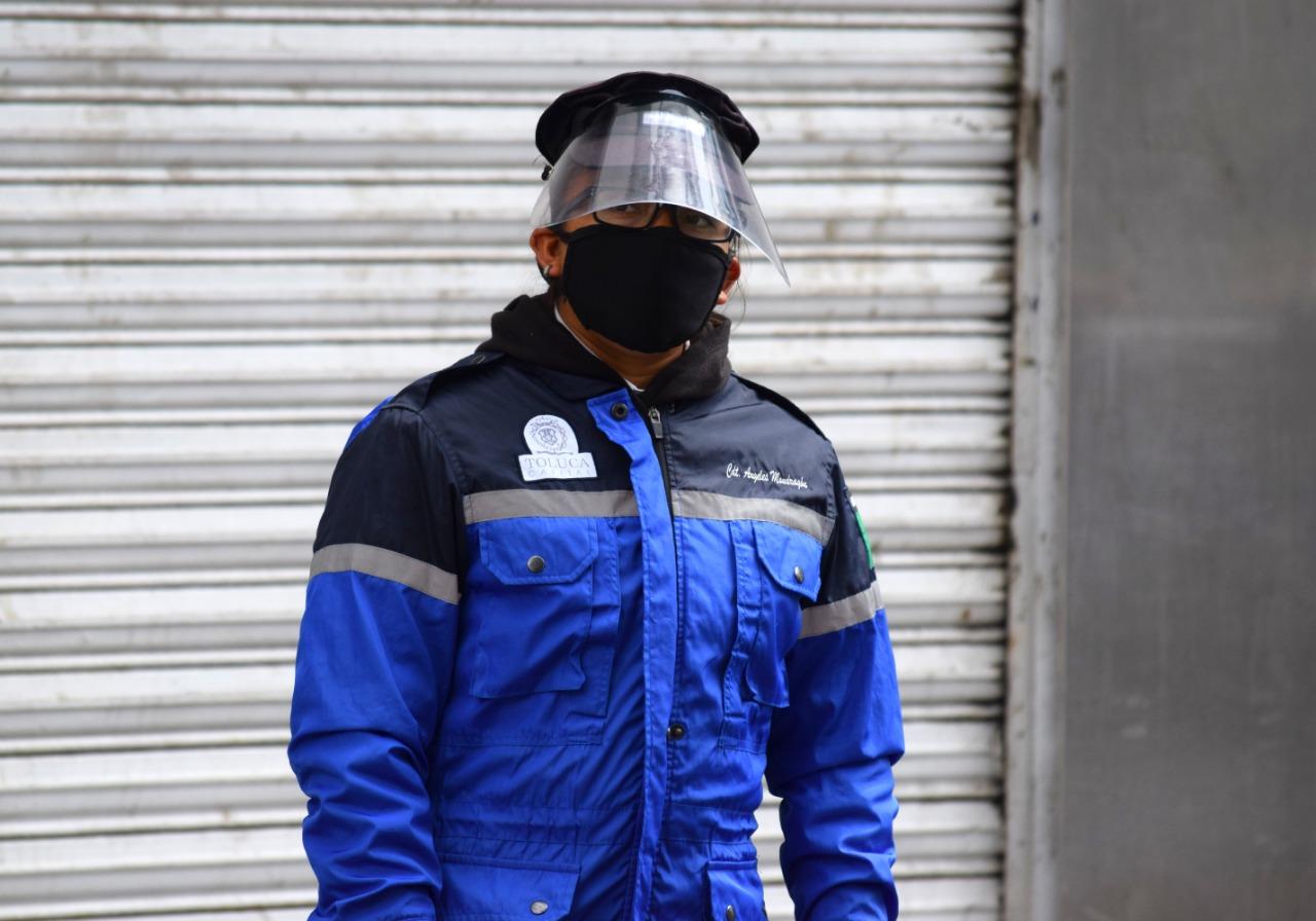 Impartirá Ayuntamiento de Toluca curso a elementos de seguridad pública