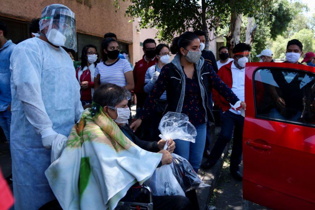 Rebasan los 150 mil casos confirmados de coronavirus y los 17 mil 500 muertos en México