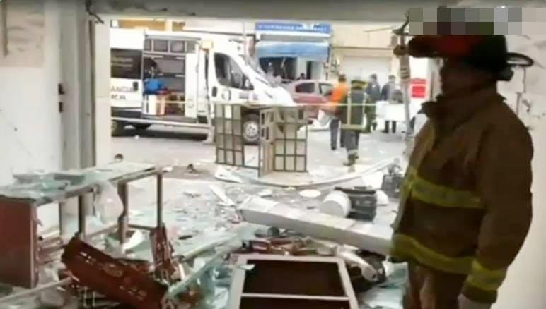 Explosión dentro de una panadería deja 3 lesionados en Atizapán de Zaragoza