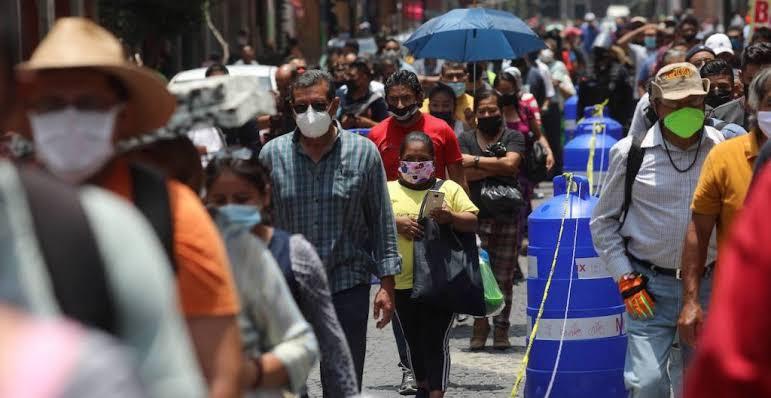 México llega a 36 mil 327 muertos por coronavirus y 311 mil 486 casos confirmados