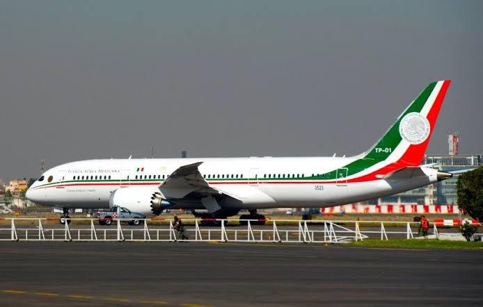 Regresará a México esta semana el Avión Presidencial