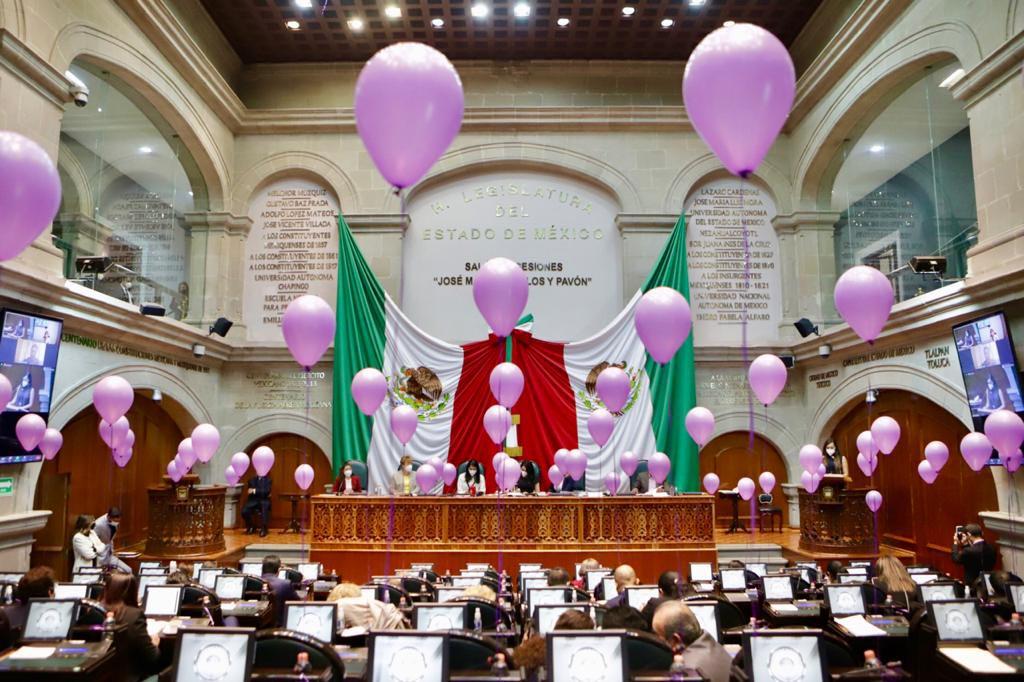 Avala el congreso reformas históricas contra la violencia política de género