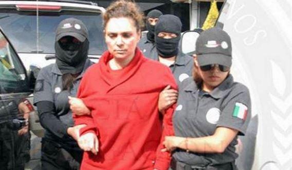 Deja tribunal sin efecto auto de formal prisión contra, esposa de José Luis Abarca