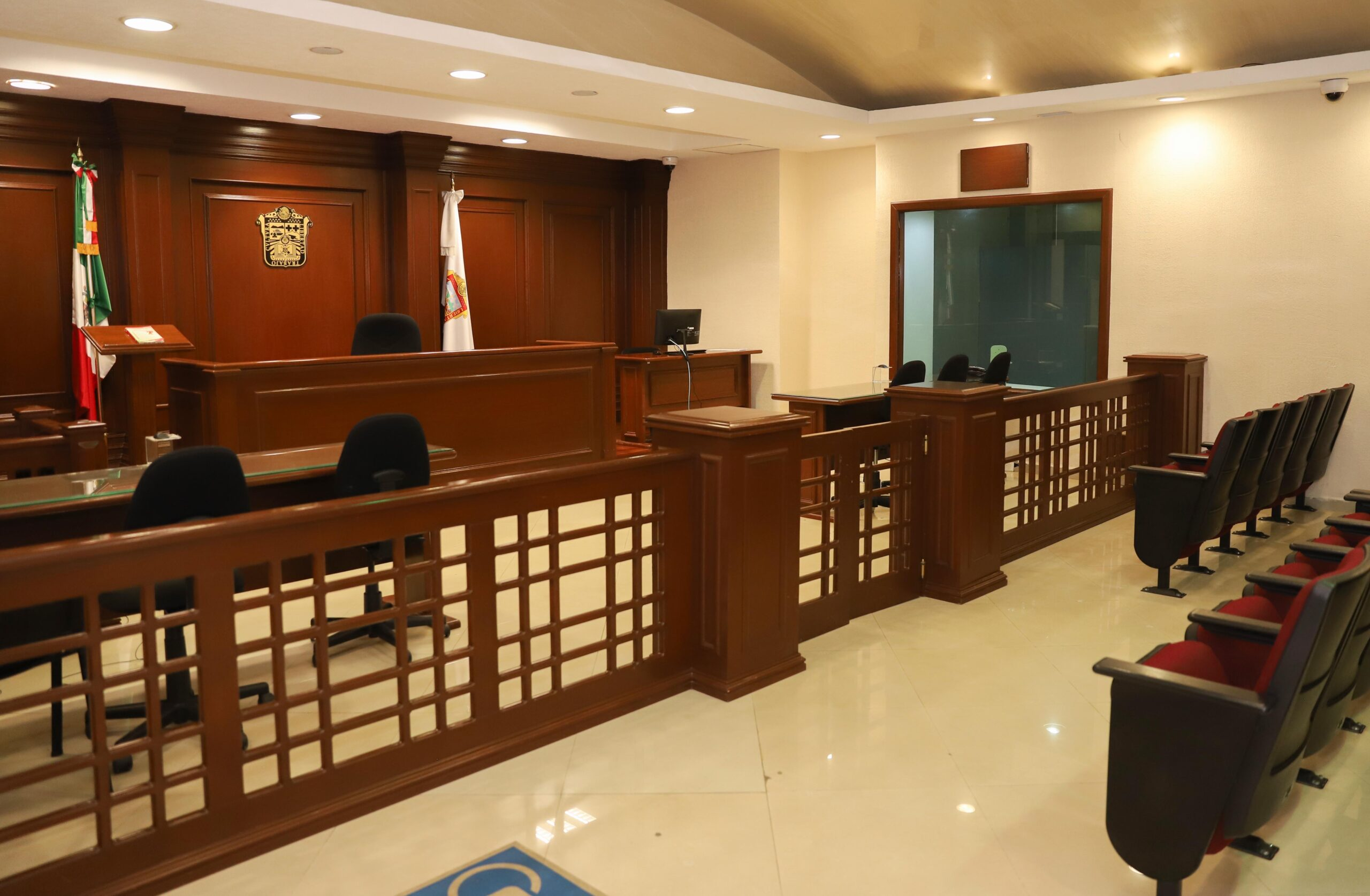 A juicio, pero a acusada de trata de personas