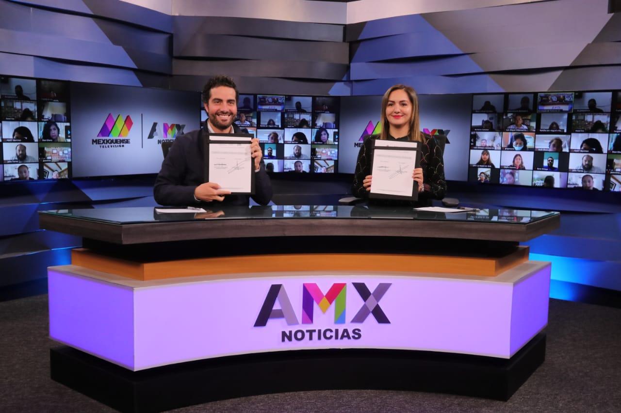 """Presenta GEM  y Sistema de Radio y Televisión Mexiquense la serie """"Experiencia Edoméx"""" programa de promoción turística"""