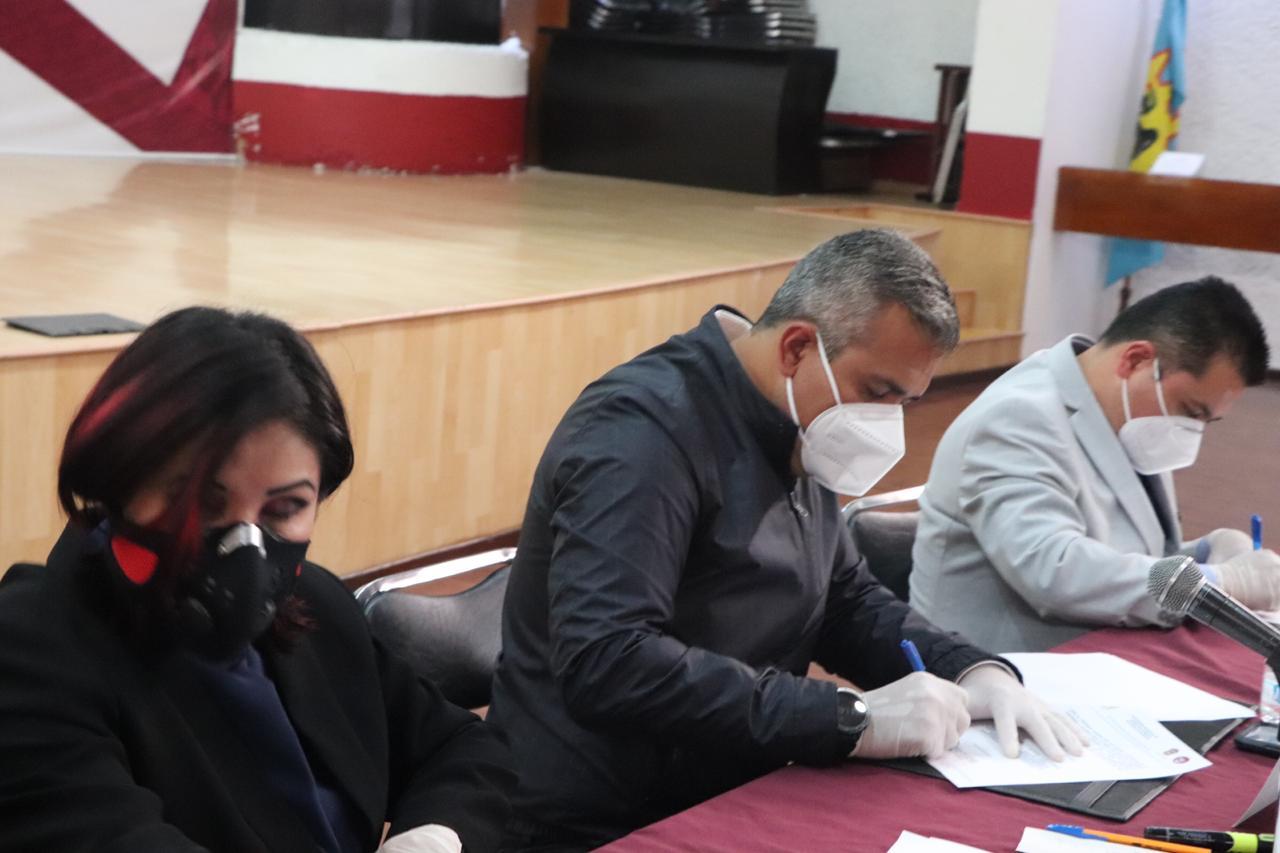 Propuesta de dividir a Ecatepec en dos municipios debe ser sometida a consulta ciudadana: Fernando Vilchis